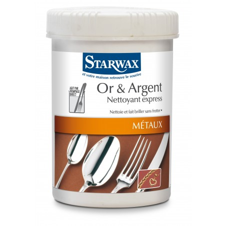 NETTOYANT SPECIAL ARGENT