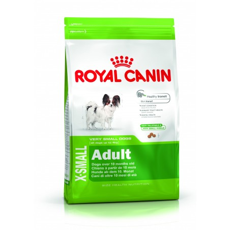 ALIMENT CHIEN X SMALL ADULT 500G