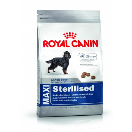 ALIMENT CHIEN MAXI STERILISED 3 5 KG