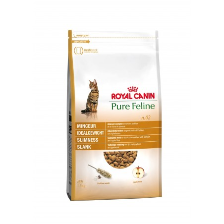 ALIMENT CHAT PURE FELINE MINCEUR 3 KG