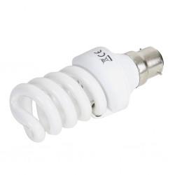AMPOULE ECONOMIE ENERGIE TORSADEE 15W B22