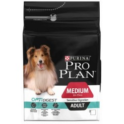 ALIMENT CHIEN PROPLAN ADULT DIGESTION L R 3KG