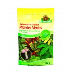 BATONNETS ENGRAIS PLANTES VERTES X40