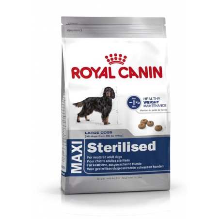 ALIMENT CHIEN MAXI STERILISED 12 KG