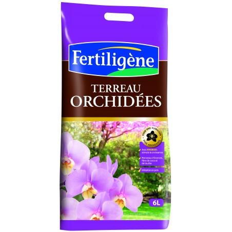 TERREAU ORCHIDEEES 6L