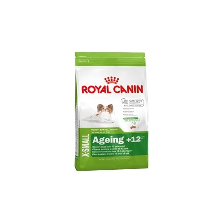 ALIMENT CHIEN X SMALL AGEING  12 500G