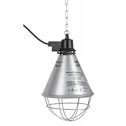 PROTECTEUR LAMPE CHAUF.ISOLE 250W CABLE 2.5M