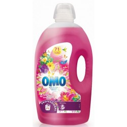 LESSIVE LIQUIDE OMO TROPICAL 71 LAVAGES -  5L