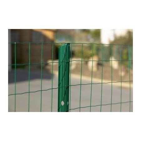 GRILL.SOUDE MAILLE 100X50FIL 2.2 H.1.80 25M VERT