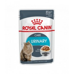 ALIMENT CHAT URINARY CARE SAUCE 12 X 85G - 1 + 1 À -60%