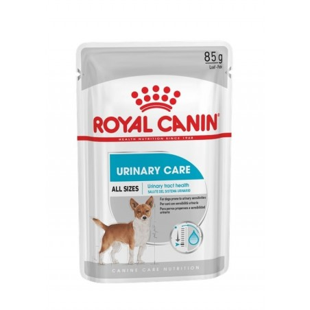 ALIMENT CHIEN URINARY CARE MOUSSE 12X85G