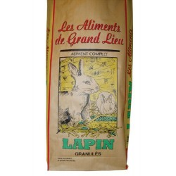 ALIMENT LAPIN 25 KG