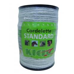 CORDELETTE CLOTURE STD D 6 MM 200M