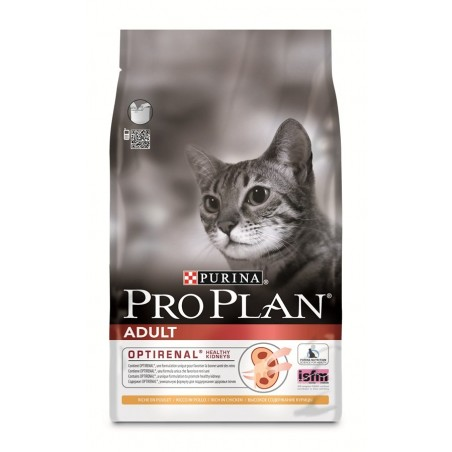 ALIMENT CHAT PRO PLAN CAT ADULT POULET 3KG