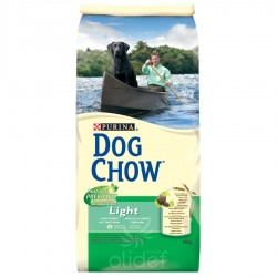 ALIMENT CHIEN DOG CHOW LIGHT 3KG