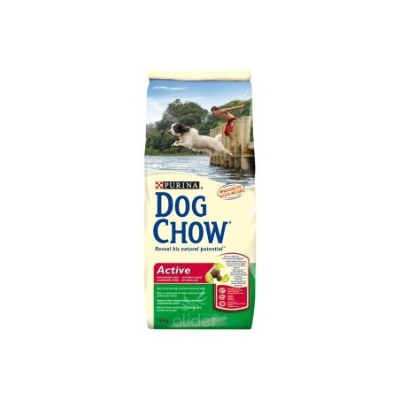 ALIMENT CHIEN DOG CHOW ACTIVITY 3KG