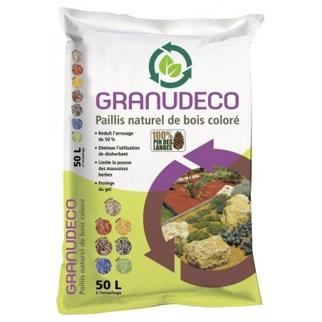 GRANUDECO 10/30 SAC DE 50 L LASUR  ROUGE
