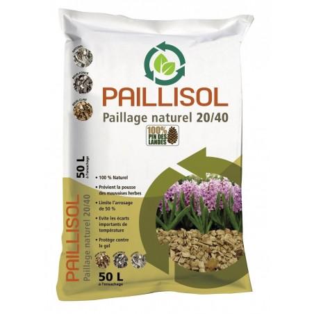 PAILLISOL 20 40 SAC DE 50 L NATUREL