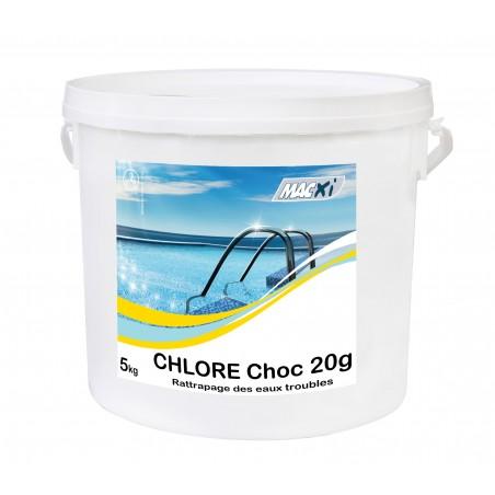 CHLORE CHOC MACXI 5KG