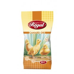 ALIMENT CANARD OIE REGAL MIETTE 25KG