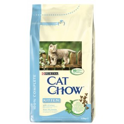 ALIMENT CHAT CAT CHOW KITTEN 1.5KG