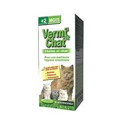 VERMIFUGE CHAT 100ML