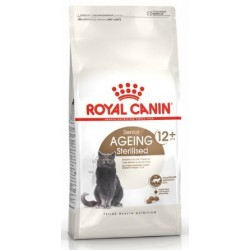 CROQUETTES CHAT AGEING STERILISED 12+ 4KG ROYAL CANIN
