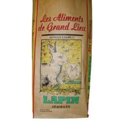 ALIMENT LAPIN 25 KG