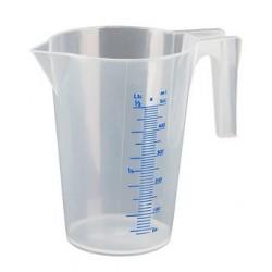 BROC VERSEUR PLAST 0 5L GRAD