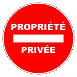DISQUE PROPRIETE PRIVEE NP 402