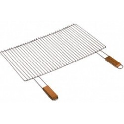 GRILLE SIMPLE A BUTEE 60X40 CM