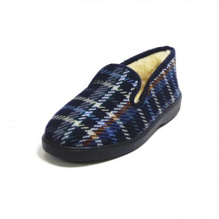 CHAUSSONS CHARLAINE  POUR HOMMES