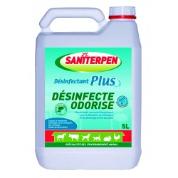 SANITERPEN PLUS DESINFECT.5L