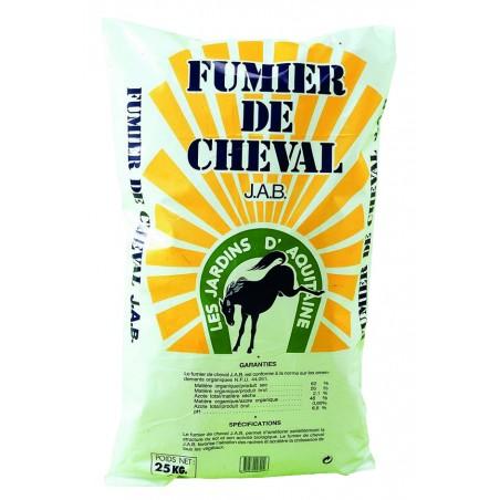 FUMIER DE CHEVAL 20 KG