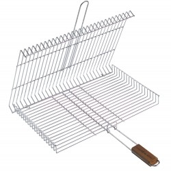 GRILLE DOUBLE CAGE