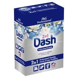 LESSIVE POUDRE DASH 110 DOSES 7.15KG