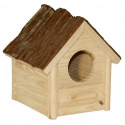 Maisonnette pour hamster