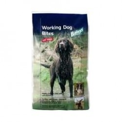 ALIMENT CHIEN WORKING DOG BITES 15KG