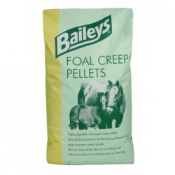 ALIMENT CHEVAL FOAL CREEP PELLETS 20 KG