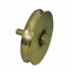 GALET ACIER D.80 GORGE RONDE