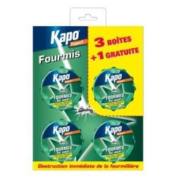 BOITE FOURMI 3+1 GRATUIT