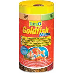 TETRA GOLDFISH MENU 250ML