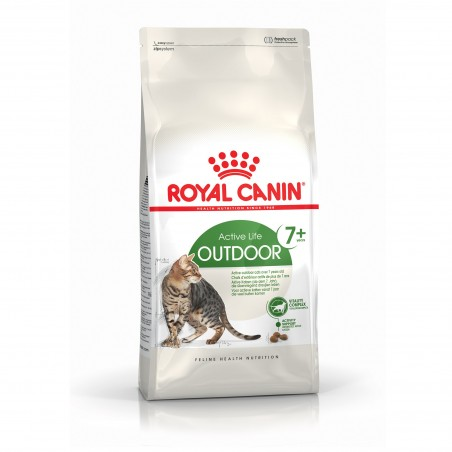 ALIMENT CHAT OUTDOOR 7+ 10KG
