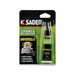 COLLE SADER UNIVERSELLE SOLVANTE 30ML