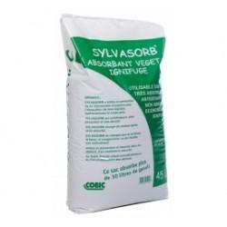 ABSORBANT VEGETAL AGREE DDE SYLVASORB SAC 45L