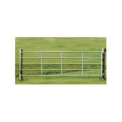 Portail de clôture, réglable avec kit de montage
