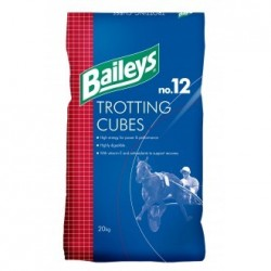 ALIMENT CHEVAL TROTTING CUBES 20KG