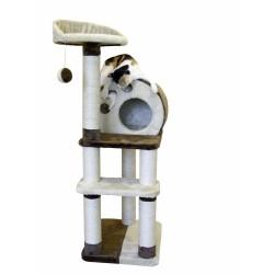 ARBRE GRATTER PLANET BASE 50 X 40 CM H 127 CM