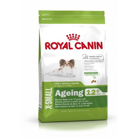 ALIMENT CHIEN X SMALL AGEING  12 1 5KG