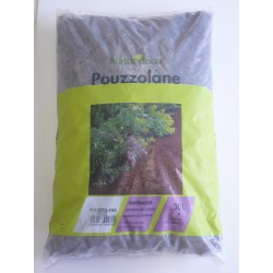 POUZZOLANE DECORATIVE 6 12   LE SAC DE 30 L